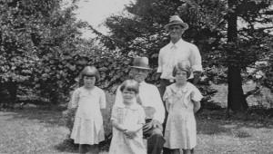 Amy, Esther, Louis, Florence, Cornelius (c1935)