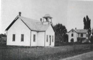 Zion Lutheran School, Chattanooga, Ohio (c1904)