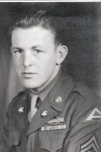 """Herbert Miller, 333 Reg, 84 Div, """"Rail Splitters"""", WWII"""