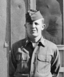 Carl LaVerne Miller, Army Anti Aircraft Artillery