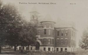 Willshire Public School 1917