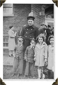 Wesley Kallenberger & children.