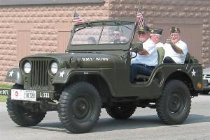 Willshire Memorial Day Parade 2005.