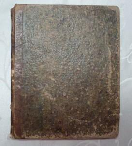Liberty Township Estray Book.