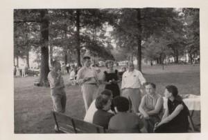 Brewster Reunion, date unknown.