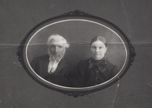 Andrew & Elizabeth (Burkhart) Kallenberger, parents of Maggie.