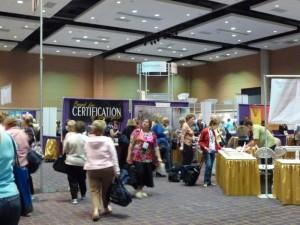 2013 FGS Conference Exhibit Hall.