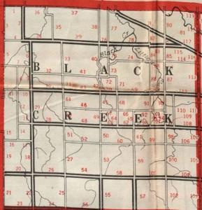 Blackcreek Township, Mercer County, Ohio, 1916 Farm Journal Directory.