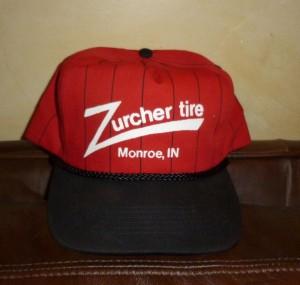 Zurcher Tire, Monroe, Indiana.
