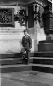 Herb Miller in Paris