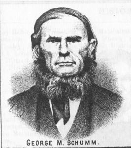 George Martin Schumm (1812-1871)