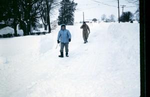 Chatt, Blizzard of 1978.
