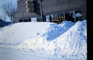 Chatt Farm Center, Blizzard of 1978.
