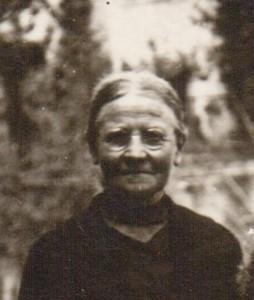 Margarete (Rüeck) Frank (1860-1944)