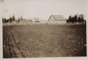 Jacob Rueck farm in Oregon.
