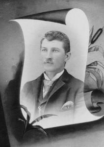 John Scaer (1865-1940), my great-grandfather.