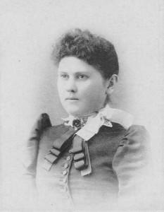 """Elizabeth """"Lizzie"""" (Schinnerer) Scaer (1870-1951)"""