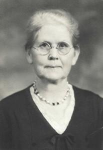 Lizzie (Schinnerer) Scaer (1870-1951)