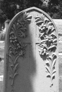 Greenlawn Cemetery, Wapakoneta, Auglaize County, Ohio. (2013 photo by Karen)