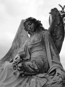Kessler Cemetery, Liberty Township, Mercer County, Ohio. (2013 photo by Karen)