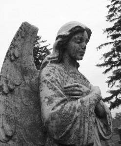 St. Joe Cemetery, Wapakoneta, Auglaize County, Ohio. (2013 photo by Karen)