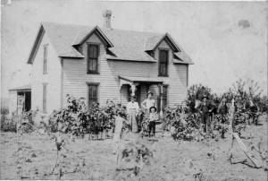 Fred Ruck Sr. farm, Logan Co., Oklahoma. (photo courtesy of Joyce Layman)