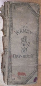 1917-19 Day Book, Chattanooga, Ohio.