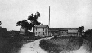Schumm Sawmill, c1924.