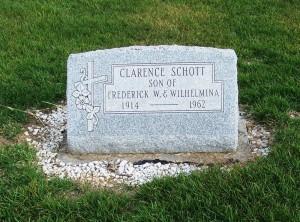 Schott, Clarence