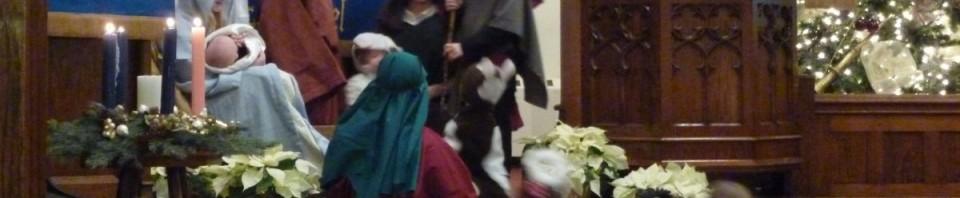 2013 Christmas Program at Zion Chatt.