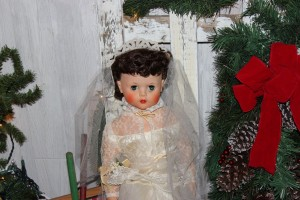 Betty the Beautiful Bride