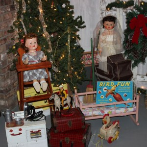 Karen's Toys from the 50s.