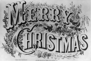 Merry Christmas 1876 II