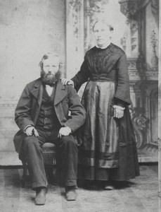 Jacob & Regina (Gross) Rueck