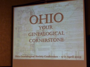 2015 OGS Conference theme.