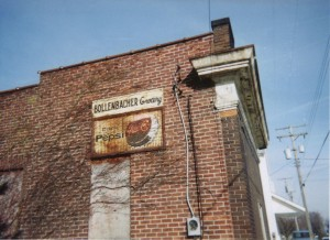 Bollenbacher's Grocery, Chattanooga, Ohio. Submitted photo.