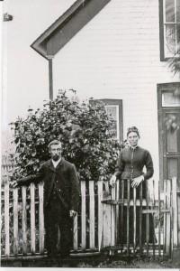 Jackson Brewster (1816-1890) & wife Mary Ann (Martin) (1822-1895.
