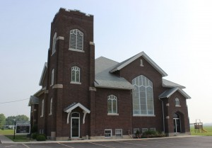 Zion Lutheran Church, 2015.