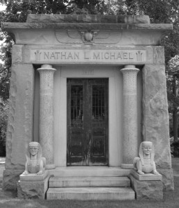 Woodlawn Cemetery, Lima, Allen County, Ohio (2013 photo by Karen)