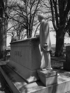 Woodlawn Cemetery, Ohio City, Van Wert County, Ohio (2013 photo by Karen)