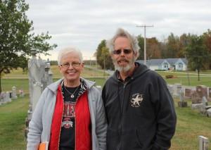 Karen & Paul VS, Oct 2015.