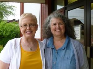 Karen & Susan, July 2015