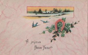 From Fort Wayne, postmarked c1911.