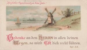 From Wren, postmarked 1911.