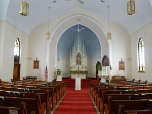 Zion Lutheran Church, Schumm (2015 photo by Karen)