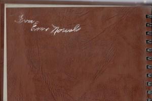 SoldierBuddies Autograph Book 1945 (3)