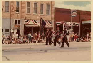 Willshire Parade, Unknown date.