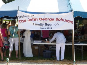 2016 Schumm Reunion (2016 photo by Karen)