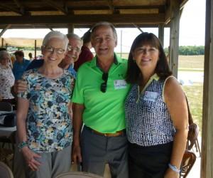 Karen, Joe, Greg, Mary (20165 photo by Karen)