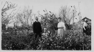 George M, Freida, and Barbara Schumm